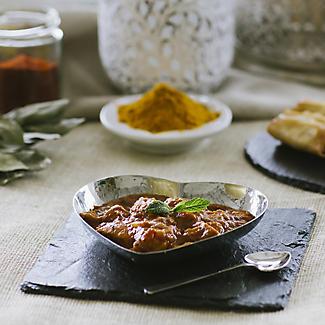 Just Slate Heart Motif Dish and Spoon Set alt image 3