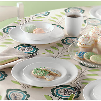 Corelle® 12-Piece White Dinner Set alt image 2