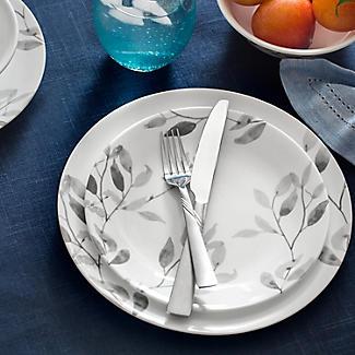 "Corelle® 12-teiliges Essgeschirr ""Misty Leaves""-Muster alt image 3"