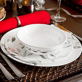 "Corelle® 12-teiliges Essgeschirr ""Misty Leaves""-Muster alt image 5"