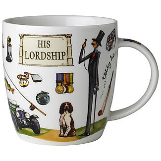 """Becher """"His Lordship"""""""