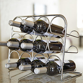 Hahn Pisa 12-Bottle Wine Rack alt image 2