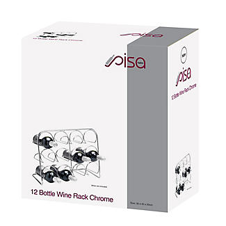 Hahn Pisa 12-Bottle Wine Rack alt image 4