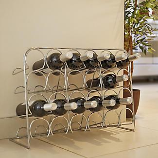 Hahn Pisa 24-Bottle Wine Rack alt image 3