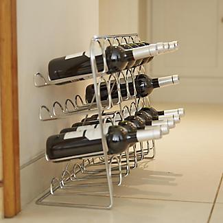 Hahn Pisa 24-Bottle Wine Rack alt image 4