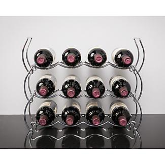 Hahn StackRack Stackable 12-Bottle Wine Rack alt image 2
