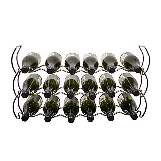 Hahn StackRack Stackable 18-Bottle Wine Rack
