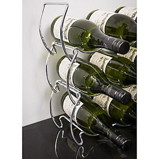 Hahn StackRack Stackable 18-Bottle Wine Rack alt image 3