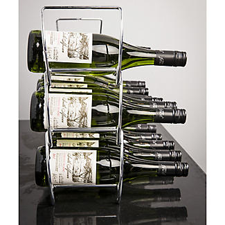 Hahn StackRack Stackable 18-Bottle Wine Rack alt image 4