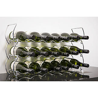 Hahn StackRack Stackable 18-Bottle Wine Rack alt image 5
