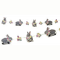 Truly Bunny Bunting 3m