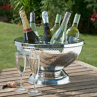 6 Bottle Elegant Wine and Champagne Cooler alt image 2