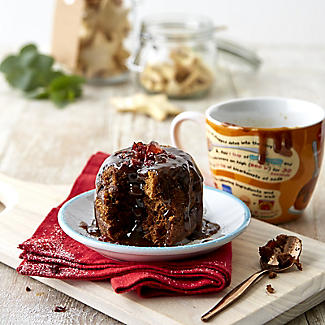 Sticky Toffee Pudding In A Mug With Saucer alt image 8