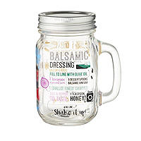 Salad Dressing Shaker Jar 500ml