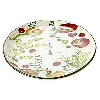 Buon Appetito Oval Serving Platter alt image 2