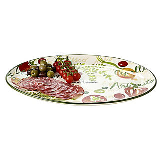 Buon Appetito Oval Serving Platter alt image 3