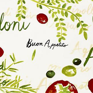 Buon Appetito Oval Serving Platter alt image 5
