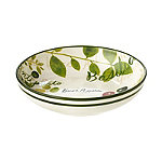 Buon Appetito Pasta Bowls Set of 2