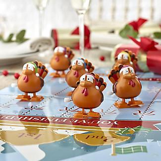 Racing Turkey Christmas Crackers - Pack of 6 alt image 5