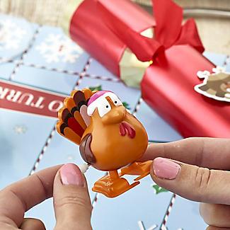 Racing Turkey Christmas Crackers - Pack of 6 alt image 6