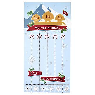 Racing Turkey Christmas Crackers - Pack of 6 alt image 8