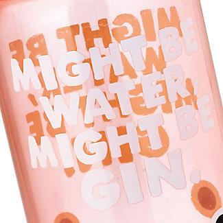 Jolly Awesome Might Be Water, Might Be Gin Water Bottle 800ml alt image 5
