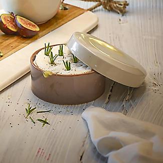 Naturals Artisan Lidded Cheese Baker alt image 4