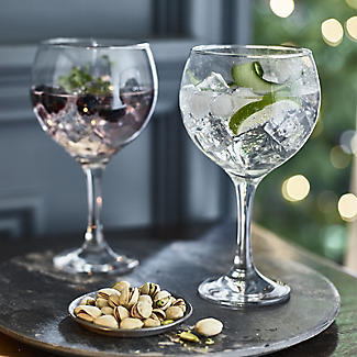 Balloon Gin Glasses - Set of 2 alt image 3