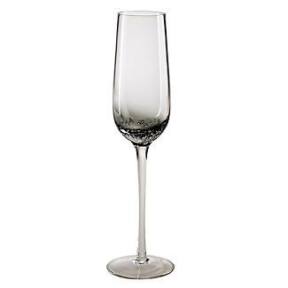 Bubble Glass Prosecco Flutes - Set of 2 alt image 4