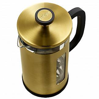 La Cafetière Edited Pisa 8 Cup Cafetière Brushed Gold alt image 3