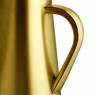 La Cafetière Edited Thermique 3-Cup Cafetière Brushed Gold alt image 3
