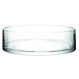 LSA International Bowl Candle Holder - Glass 35cm alt image 3