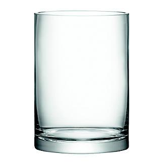 LSA International Column Vase Candle Holder - Glass 24cm alt image 5