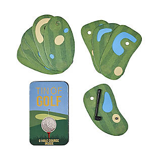Paladone Tin of Golf Tabletop Game