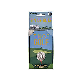 Paladone Tin of Golf Tabletop Game alt image 2