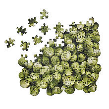 Brussel Sprouts Jigsaw
