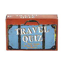Paladone Travel Quiz Tabletop Game