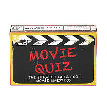 Paladone Movie Quiz Tabletop Game