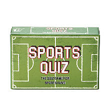 Paladone Sports Quiz Tabletop Game