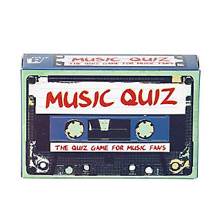 Paladone Music Quiz Tabletop Game