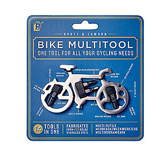 Scott and Lawson 14-in-1 Bike Multi Tool alt image 2
