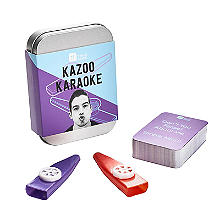 Talking Tables Kazoo Karaoke Game
