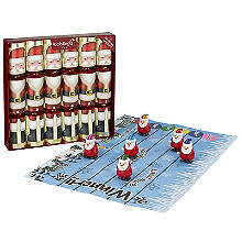 Racing Santa Christmas Crackers - Pack of 6