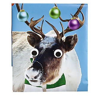 Talking Tables Pin the Nose on the Reindeer Christmas Game alt image 2