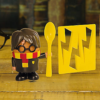 Harry Potter Egg Cup and Toast Cutter Set alt image 2