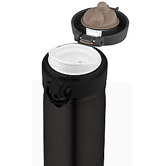 Thermos Super Light Direct Drink Flask 350ml Graphite alt image 3