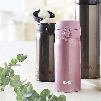Thermos Super Light Direct Drink Flask 350ml Graphite alt image 4