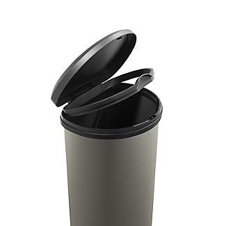 Curver Deco Touch Kitchen Waste Bin Matte Effect 40L alt image 5