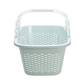 Large-Handled Lightweight Laundry Basket 29L alt image 10