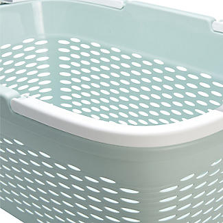 Large-Handled Lightweight Laundry Basket 29L alt image 4